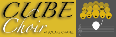 Cube Choir at Square Chapel